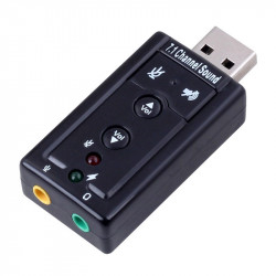 USB TO AUDIO DONGLE VIRTUAL...