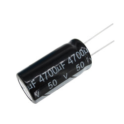 ELECTROLYTIC CAP 50V 4700UF
