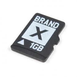 MICROSD 4GB MEMORY CARD...