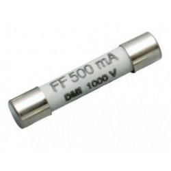 FUSE, FF500MA, 500MA, 500V,...