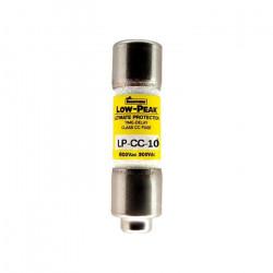 FUSE, LP-CC-10, 10A, 600V,...