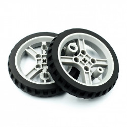 6514 TT MOTOR WHEELS SET, 65MM