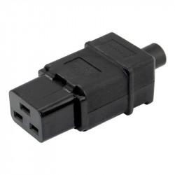 IEC 320-C19 (F) 16A INLINE...