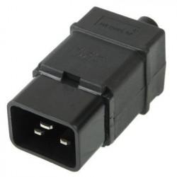 IEC 320-C19 (M) 16A INLINE...