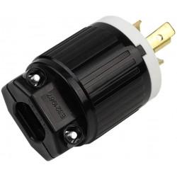 POWER PLUG NEMA L6-30P 250V...