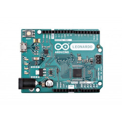ARDUINO LEONARDO WITH HEADER