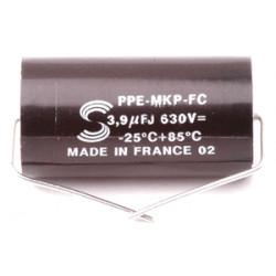 SOLEN CAP 630V 3.9UF, PPE390