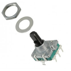 ROTARY ENCODER, 24CPR,...