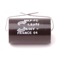 SOLEN CAP 630V 1.5UF, PPE150