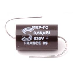 SOLEN CAP 630V 0.56UF, PPE056