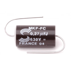 SOLEN CAP 630V 0.27UF, PPE027
