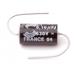 SOLEN CAP 630V 0.1UF, PPE010