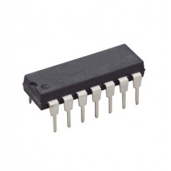 IC 74HC00 QUAD 2 INPUT NAND...