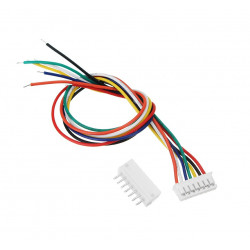 JUMPER WIRE, JST, ZH, 7PIN,...