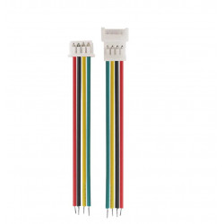 JUMPER WIRE, JST, 4PIN,...
