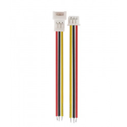 JUMPER WIRE, JST, 3PIN,...