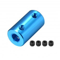 SHAFT COUPLER, 5MM TO 6MM