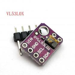 VL53L0X, TOF DISTANCE...