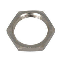 NUT, HEX, 3/8-32UNF, NICKEL...