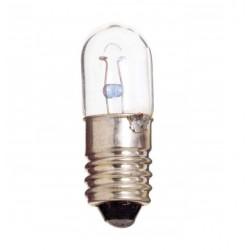 LIGHT BULB E-10 6V 3W