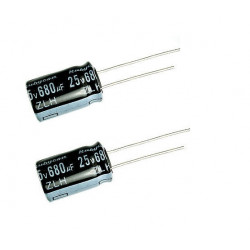 ELECTROLYTIC CAP 25V 680UF...