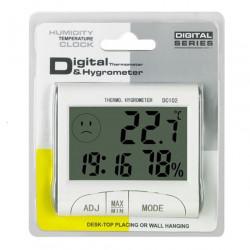 DIGITAL LCD HYGROMETER...