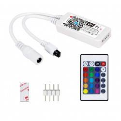 LED RGB WIFI / IR CONTROLLER