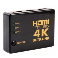 HDMI SWITCH 4K 3-PORT