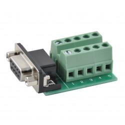 DB9 TERMINAL CONNECTOR,...