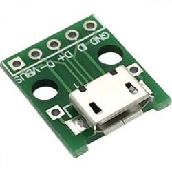 MICRO USB FEMALE TO DIP...