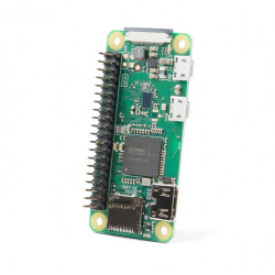 RASPBERRY PI ZERO W WITH...