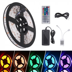 LED RGB STRIP KIT, 12V,...