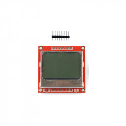 LCD GRAPHIC DISPLAY, 84X48,...
