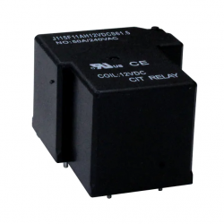 RELAY, 12VDC COIL, 50A,...