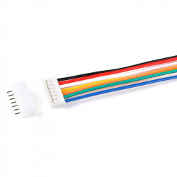 JUMPER WIRE, JST, XH, 7PIN,...