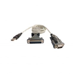 USB 2.0 TO SERIAL (RS-232)...