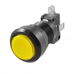 DOME PUSH BUTTON 24.5MM...