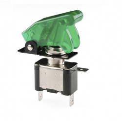 TOGGLE SWITCH & COVER, 12V,...