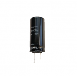ELECTROLYTIC CAP 200V 470UF