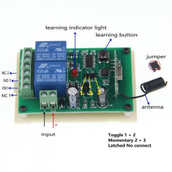 PROGRAMMABLE REMOTE...