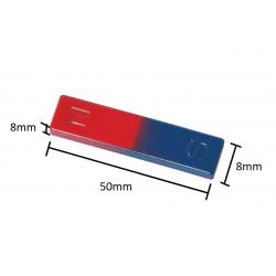 MAGNET, BAR, RED/BLUE,...