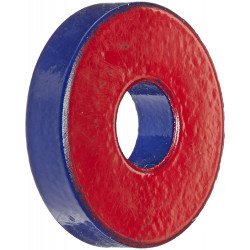 MAGNET, DISC, RED/BLUE,...