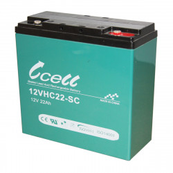 BATTERY, RECHARGEABLE, RHC,...