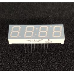 LED 7 SEGMENT 4 DIGIT CLOCK...