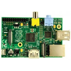 RASPBERRY PI MODEL B, BOARD ONLY