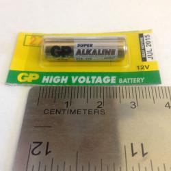 BATTERIES GP27A-C5 12V ALKALINE