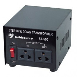 TRANSFORMER, STEP UP/DOWN, 500W, ST-500
