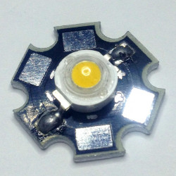 LED 1W WARM WHITE 350MA
