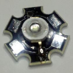 LED 1W BLUE 3.3V 350MA...