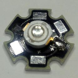 LED 1W GREEN 350MA